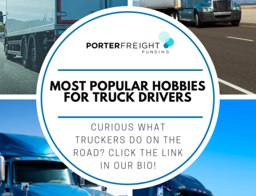 Most Popular Hobbies for Truck Drivers