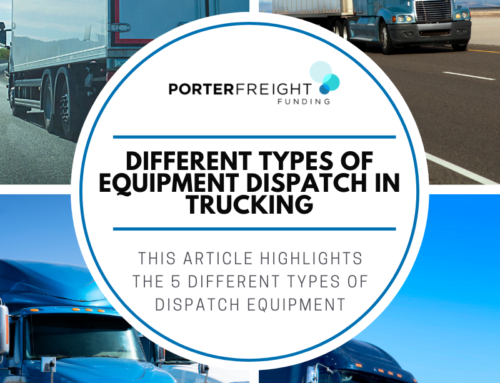 Different Types of Equipment Dispatch in Trucking